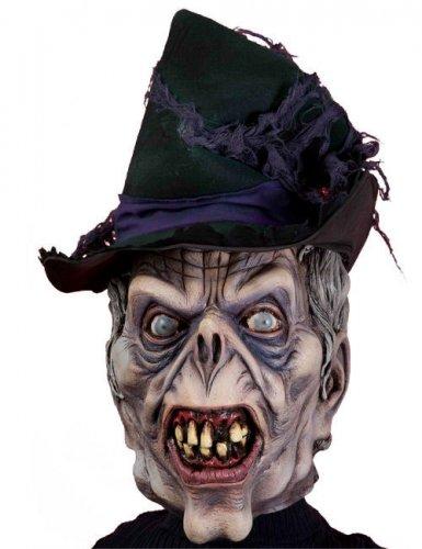 Máscara mujer zombie
