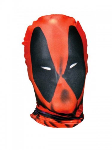 Máscara Deadpool™ adulto Morphsuits™