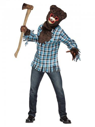 Disfraz Teddy halloween adulto