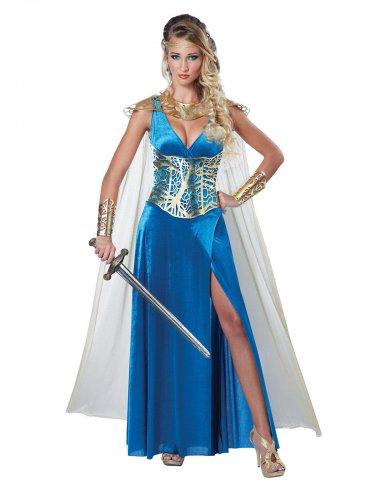 Disfraz de guerrera medieval mujer
