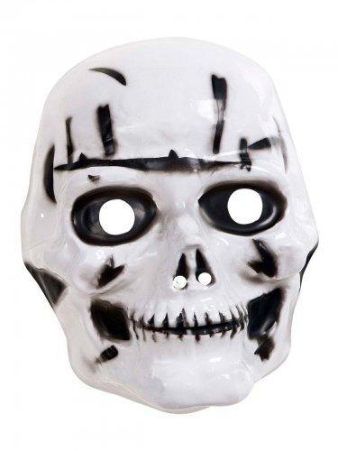 Careta de esqueleto niño