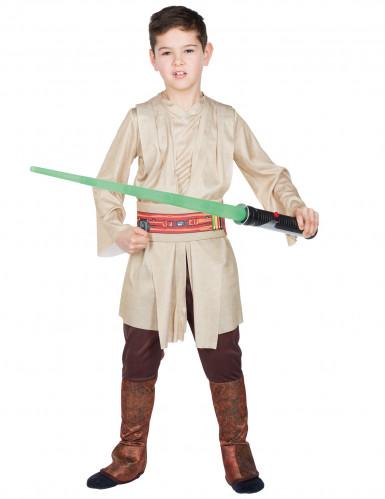 Disfraz jedi Star Wars ™ niño