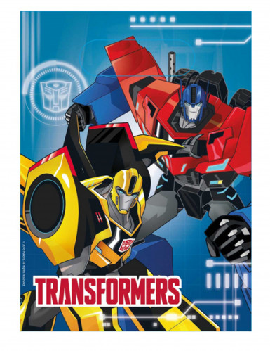 8 Bolsas de fiesta Transformers Robots in Disguise™