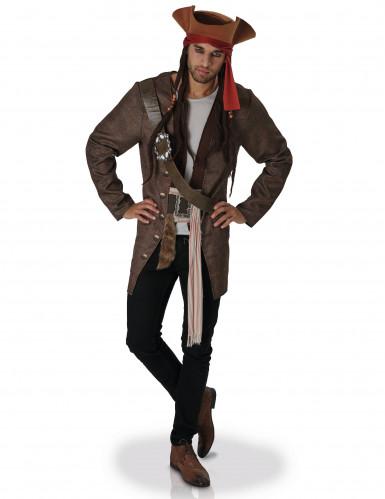 Disfraz Jack Sparrow™ Piratas del Caribe™ adulto