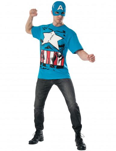 Disfraz de Capitán America™ Avengers adulto