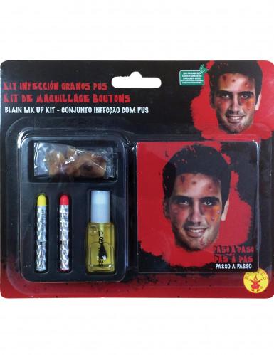 Kit de maquillaje acné adulto