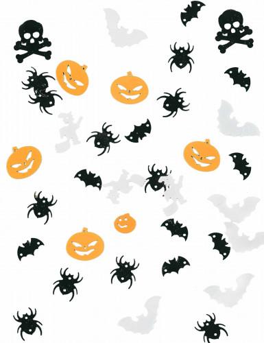Confetis para mesa decoración Halloween