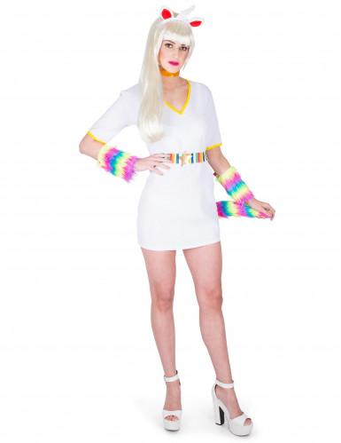 Disfraz de unicornio mujer