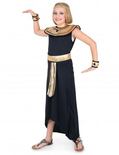 Disfraz Reina del Nilo niña