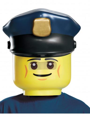 Máscara policía LEGO® niño