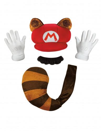 Kit Mario Tanooki Nintendo® adulto