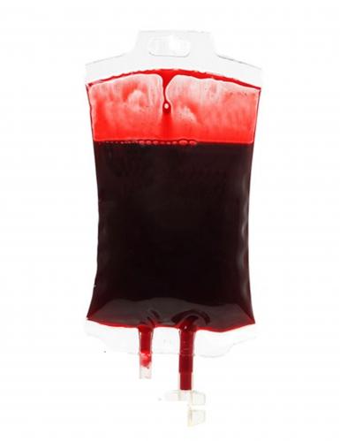 Bolsa de sangre Halloween