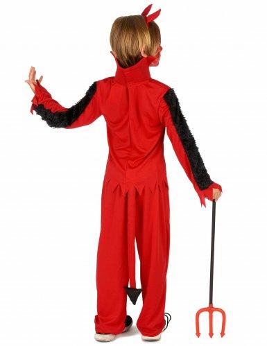 Disfraz de diablo de Halloween para niño-2