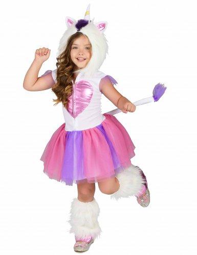 Disfraz princesa unicornio para niña-1
