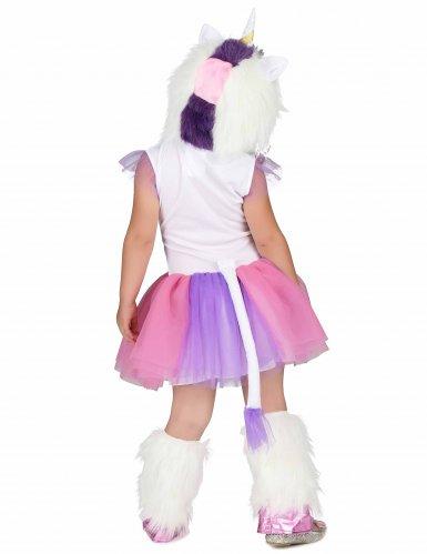 Disfraz princesa unicornio para niña-2