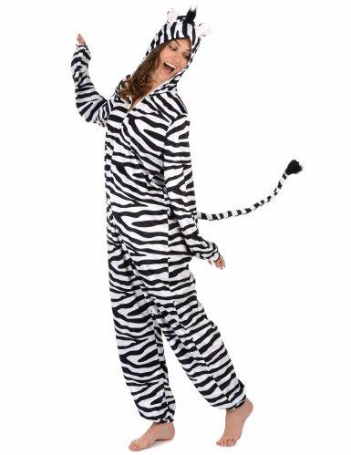 Disfraz cebra mujer-1