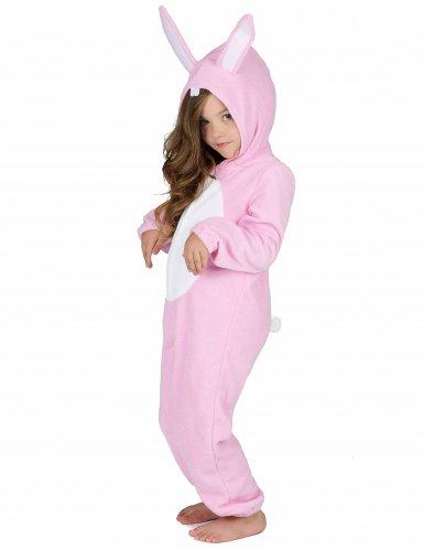 Disfraz conejo rosa niño-1