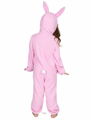 Disfraz conejo rosa niño-2