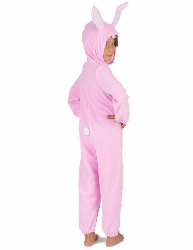 Disfraz conejo rosa niño-4