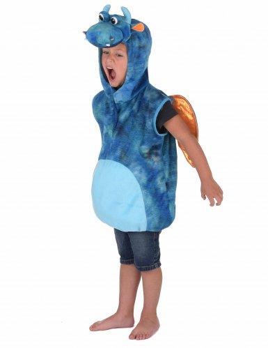Disfraz dragón azul y naranja niño-1