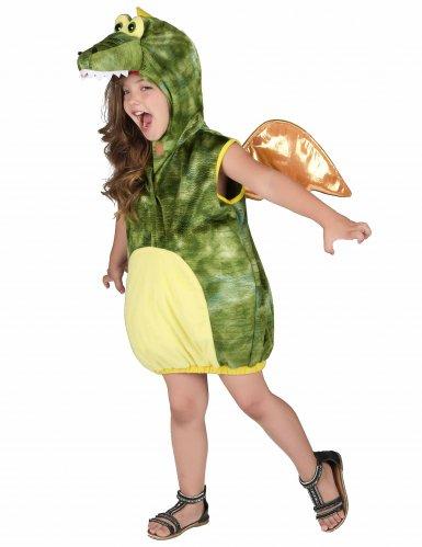 Disfraz de dinosaurio verde niño-1