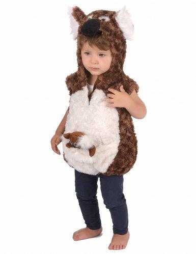 Disfraz koala para niño