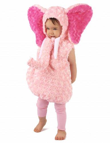 Disfraz elefante rosa niño