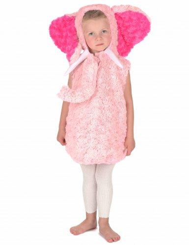 Disfraz elefante rosa niño-4