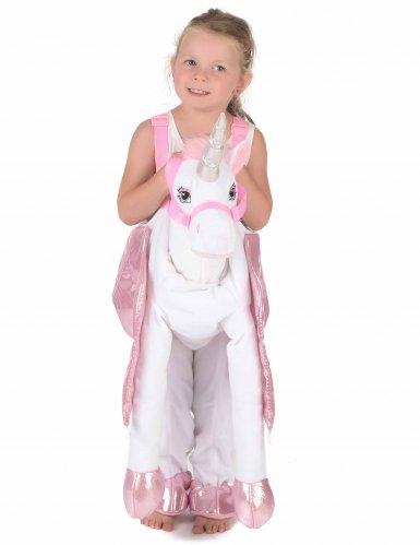Disfraz con unicornio niño-1
