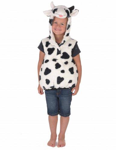 Disfraz vaca para niño-2
