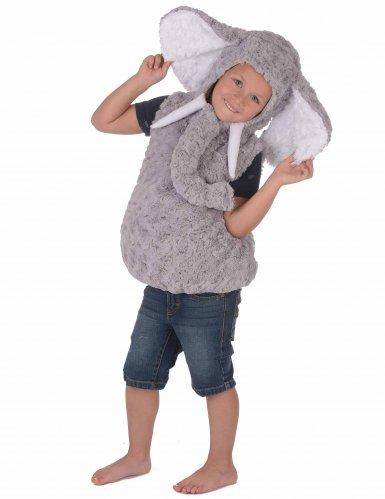 Disfraz elefante gris niño-2