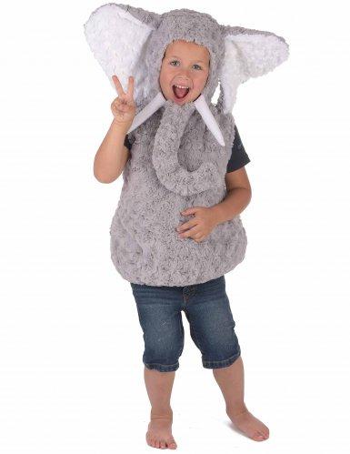 Disfraz elefante gris niño-3