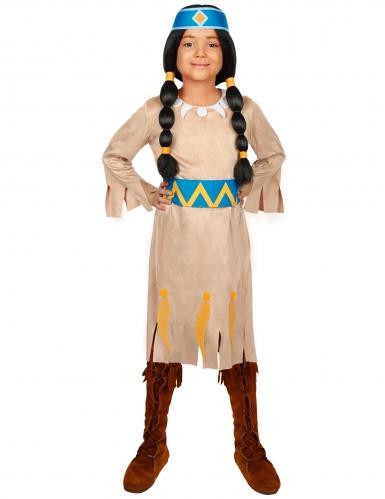 Disfraz Arc-en-Ciel - Yakari™ niña