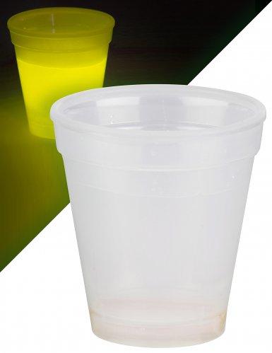 Vaso luminoso amarillo 250 ml
