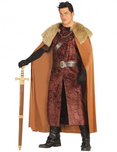 Disfraz rey del Norte hombre