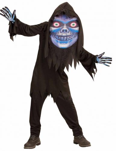 Disfraz segador cabeza grande adolescente Halloween