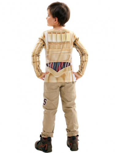 Camiseta C3PO Star Wars™ niño-1