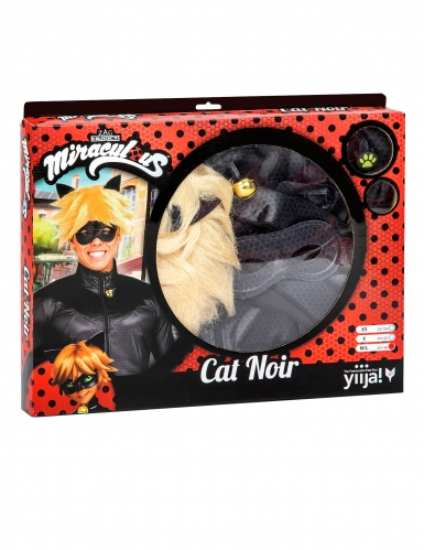 Disfraz Chat noir Miraculous™ adulto-1