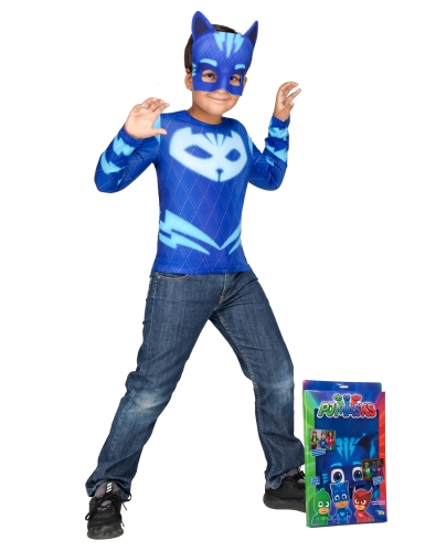 Disfraz Connor Gatuno PJ Masks™ niño