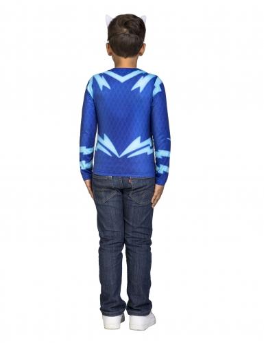 Disfraz Connor Gatuno PJ Masks™ niño-2