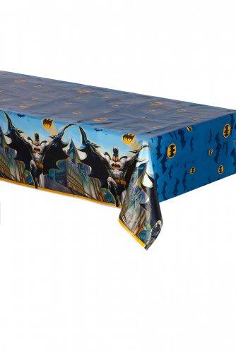 Mantel pl stico batman 137 x 213 cm decoraci n y disfraces originales baratos vegaoo - Mantel plastico ...