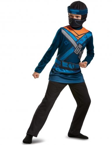 Disfraz Jay Ninjago LEGO™ niño- Película