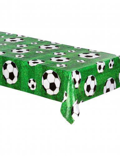Mantel de plástico fútbol 120 x 180 cm