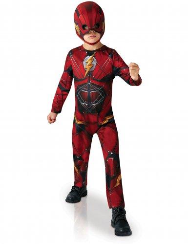 Disfraz clásico Flash Justice League™ niño