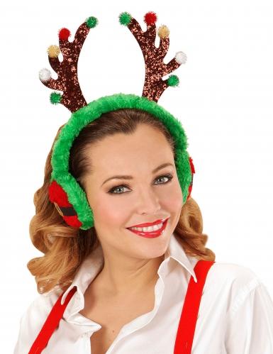 Orejeras reno adulto Navidad
