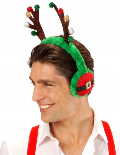 Orejeras reno adulto Navidad-1