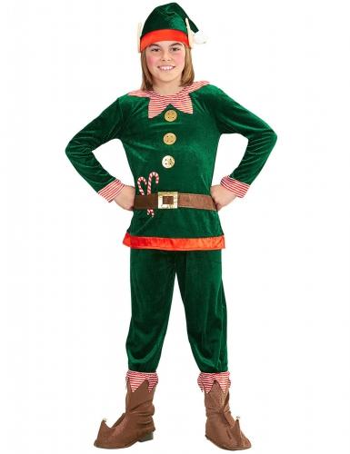 Disfraz asistente duende ni o navidad disfraces ni os y - Disfraz nino navidad ...