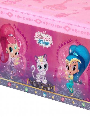 Mantel plástico Shimmer & Shine™ 120 x 180 cm-1
