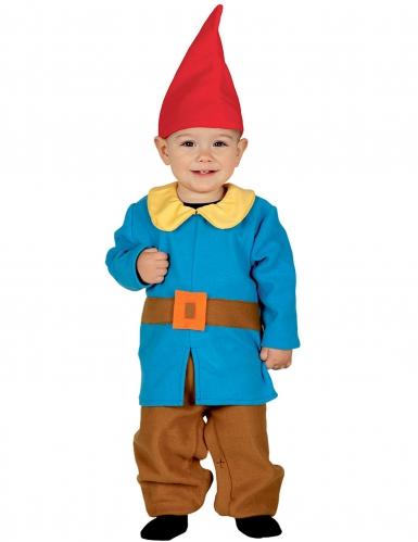Disfraz pequeño elfo bebé