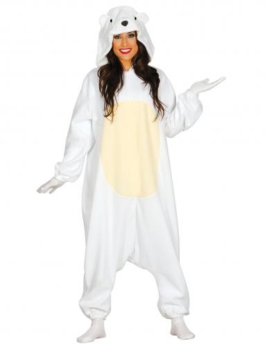 Mono oso polar adulto